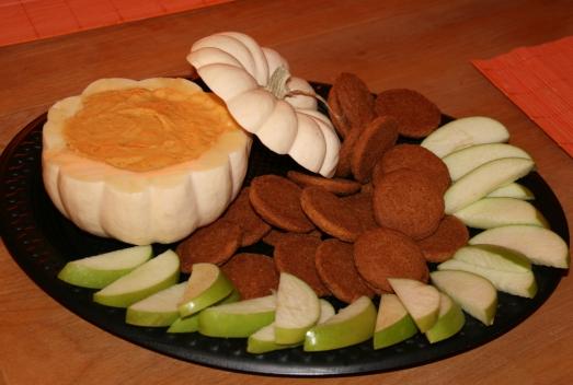 Creamy Pumpkin Dip