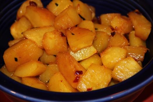 Chipotle Maple Acorn Squash