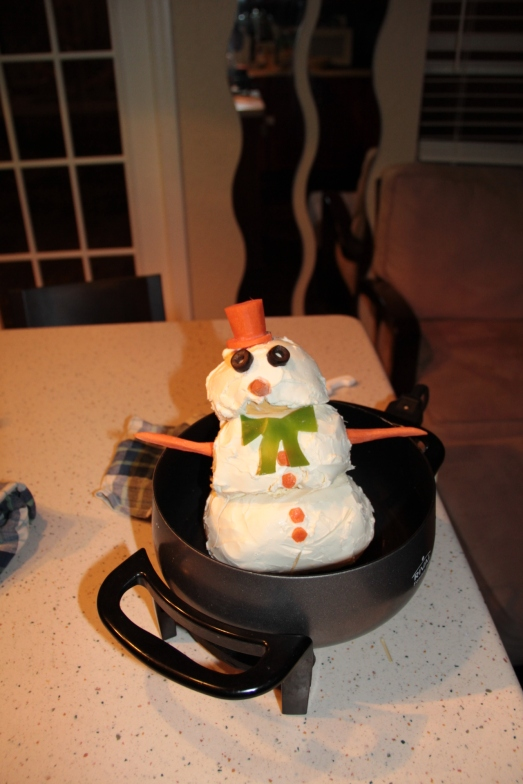 Frosty the Cheeseman