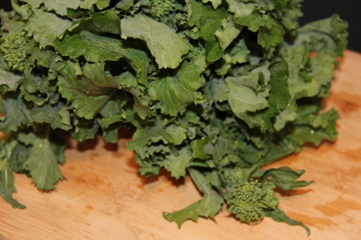 Rapini or Broccoli Rabe