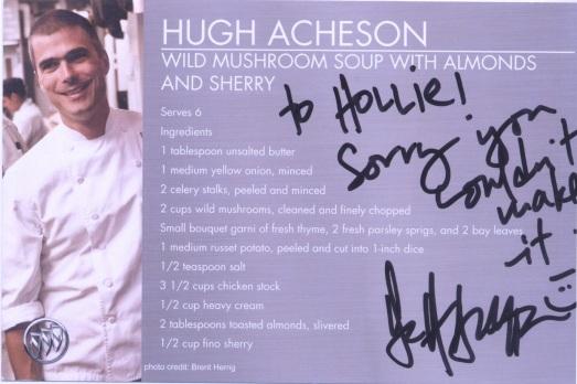 Hugh Acheson