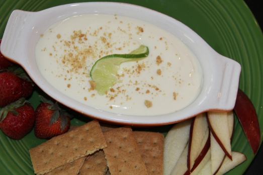 3 Ingredient Key Lime Pie Dip