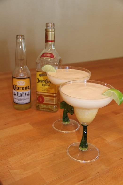 Fresh Pineapple Beeritas