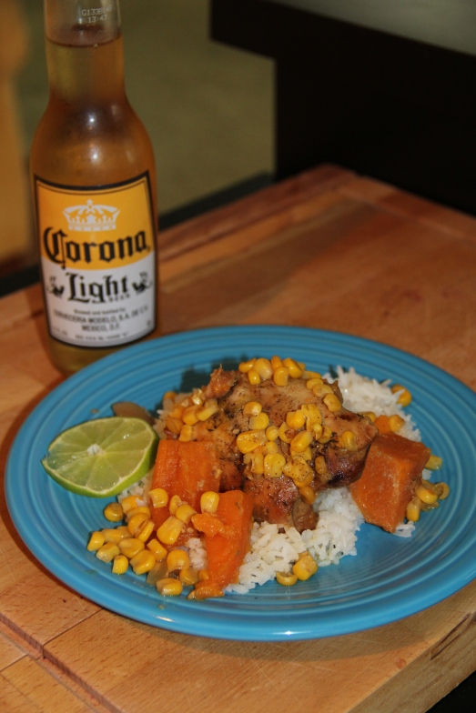 Corona Chicken Stew