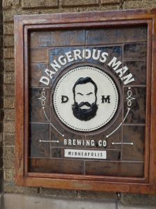 Dangerous Man Brewing Minneapolis